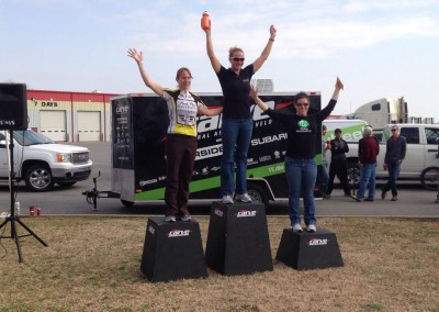 Cross Winds 2014 Podium