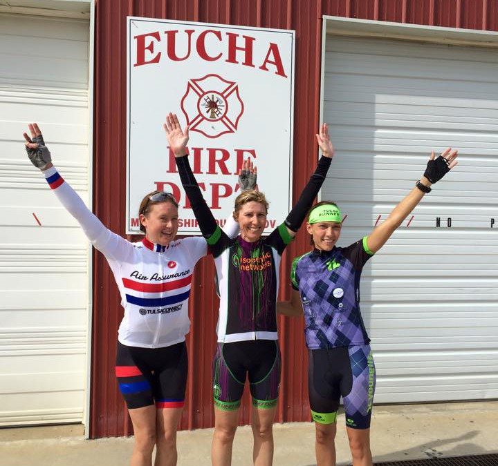 Eucha Classic Road Race 2015 – 1st Nancy