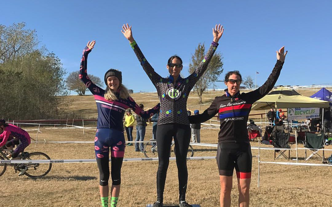 Top step for @lolocardy!!!! Killin' it at #tlcundercross.